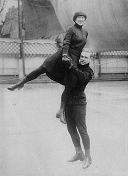 Фигурное катание, 1928 год