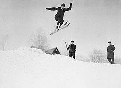 Прыжки на лыжах, 1905 год