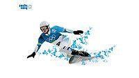 Олимпиада в Сочи, обои для рабочего стола - Сноуборд
