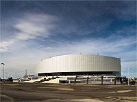 Кёрлинговый центр Ледяной куб панорама