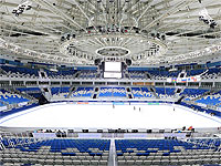 Дворец зимнего спорта Айсберг ледовая арена
