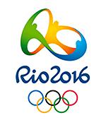 Эмблема олимпиады в Рио-де-Жанейро 2016